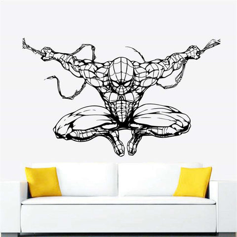 Sticker Spiderman Chambre