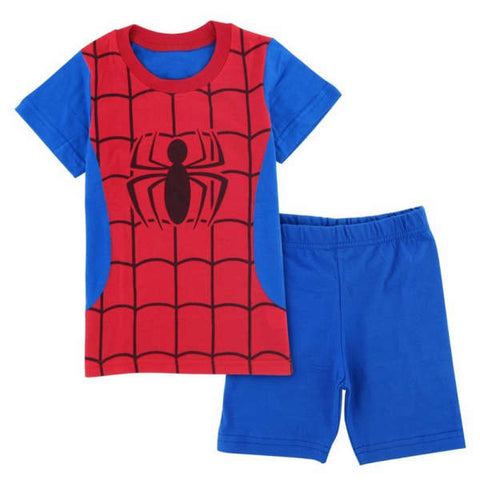 Pyjama Spiderman Costume