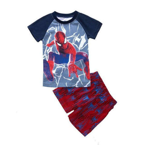 Pyjama Spiderman Chaud