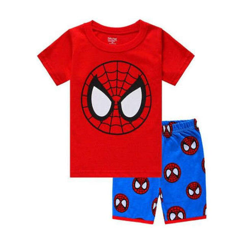 Pyjama Spiderman Masque