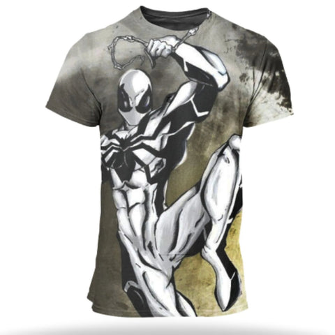 T Shirt SpiderMan <br> Future Foundation
