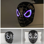 Masque Spiderman Led