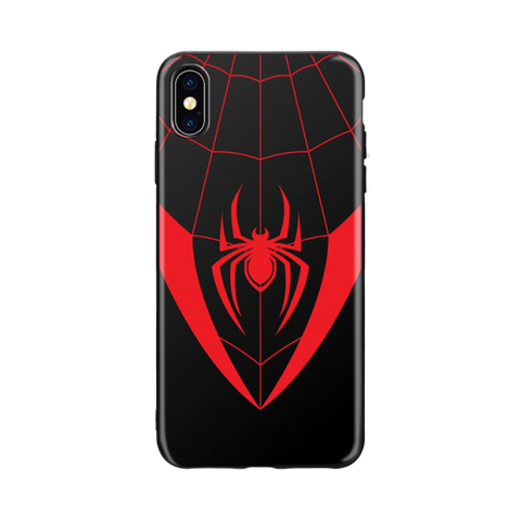 Coque Spider Man Iphone Spider Verse