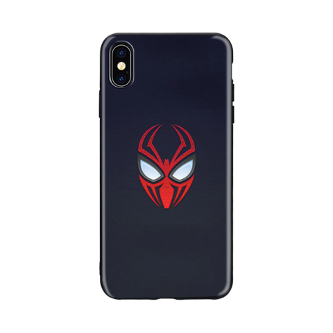 Coque Spider Man Iphone Masque