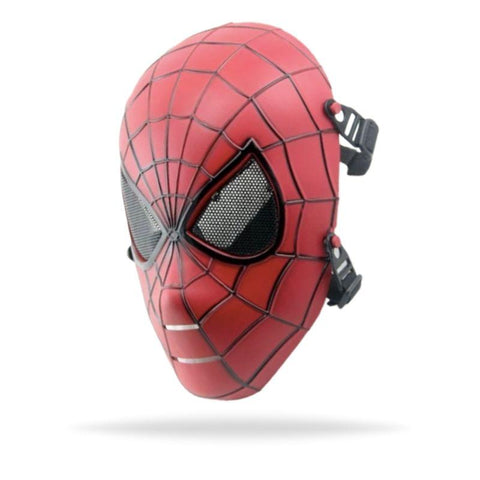 masque deluxe spiderman