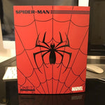 coffret collector figurine spiderman tisseur de toile
