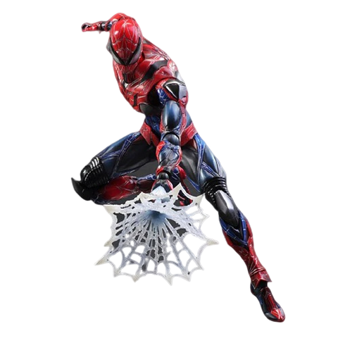 figurine spiderman collection