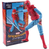 figurine spider man articulée homecoming
