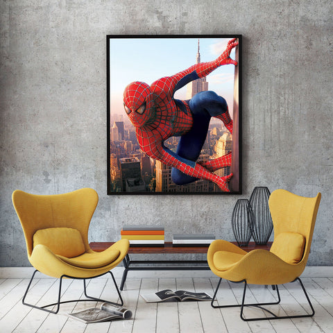 poster de spiderman 1