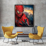 poster hd de spiderman 3