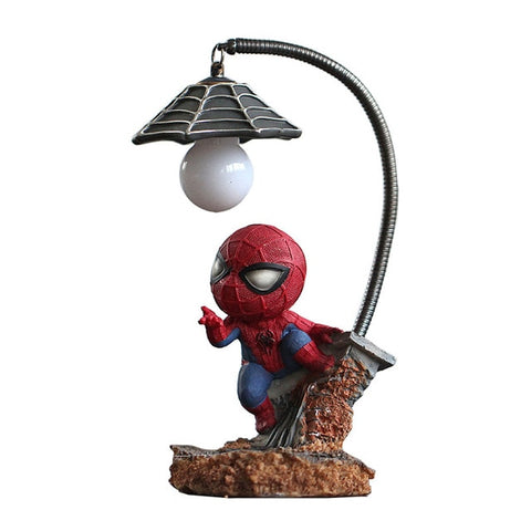 Lampe de Chevet <br> SpiderMan