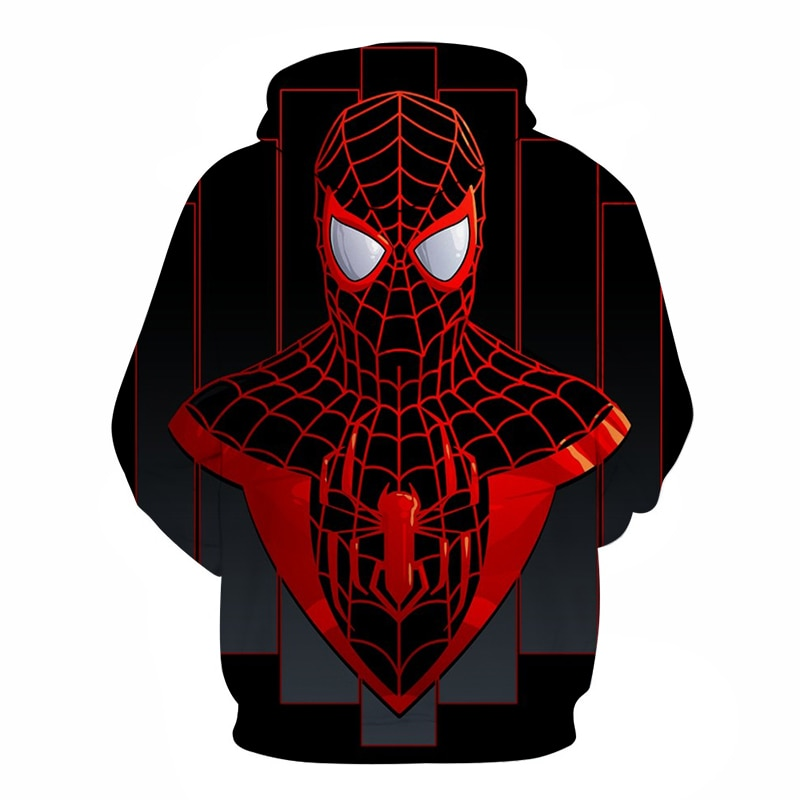 Sweat Spiderman Ultimate Spider