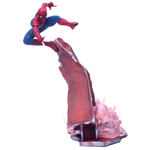 figurine spiderman far from home