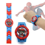 Montre Spiderman Digitale
