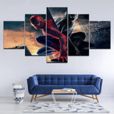 Tableau SpiderMan <br> 3