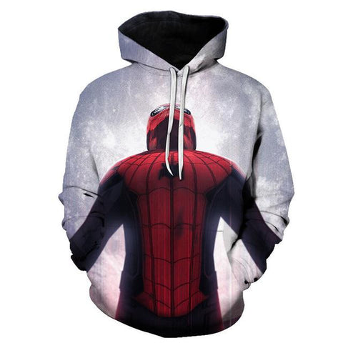 Sweat Spiderman Puissant