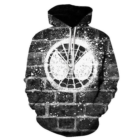 sweat spiderman streetwear