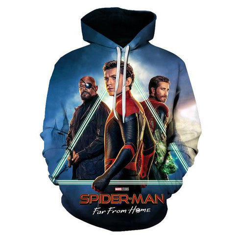 Sweat Spiderman far from Home