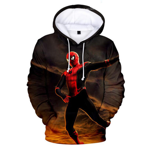 Sweat Spiderman Costume Far From Home