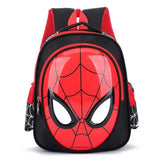 Cartable Spiderman Coque Rouge
