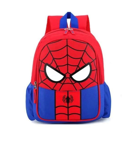 Cartable Spiderman Sans Roulette