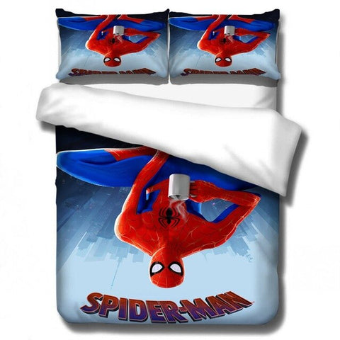 Housse de Couette Spiderman Coffee ?