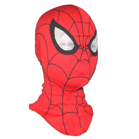 Masque Spider Man Peter Parker Rouge