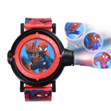 Montre Spiderman Projection