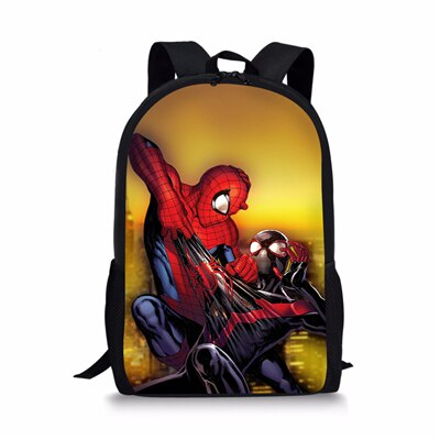 Sac à dos Spiderman vs Morales