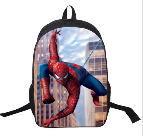 Sac à dos Spiderman Acrobatique