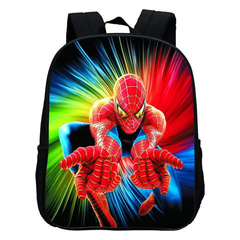 Sac à dos Spiderman Multicolore
