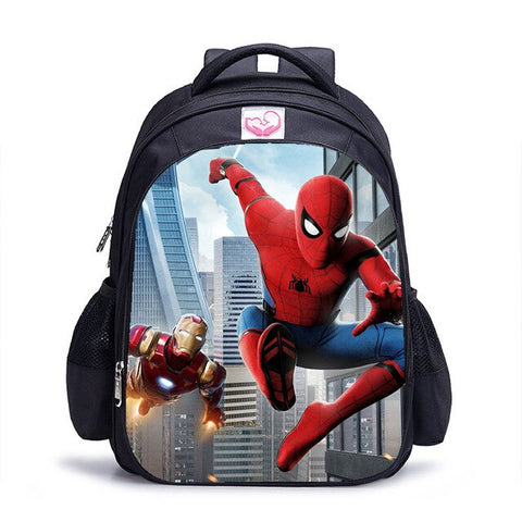 Cartable Avengers Spiderman