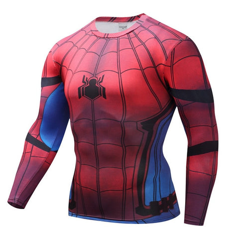 Compression Spider Man Homecoming - SpiderShopi
