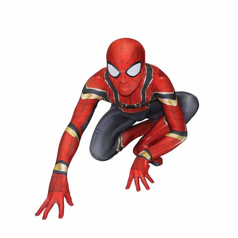 Costume Spider Man <br> Iron Spider Enfant - SpiderShopi