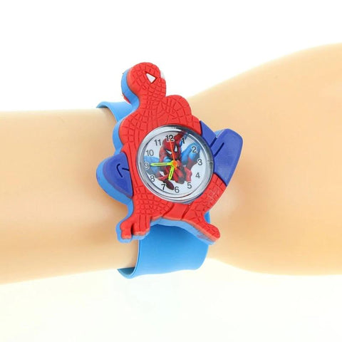 montre spiderman 5 ans