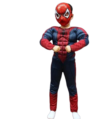 Costume Spider Man <br> Avec Muscle - SpiderShopi