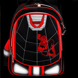 Cartable Spiderman Noir