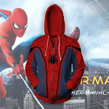 Sweat Spider Man <br> Homecoming - SpiderShopi