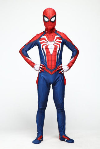 Costume Spider Man <br> PS4 - SpiderShopi