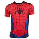 T Shirt Compression <br> Spiderman Vintage