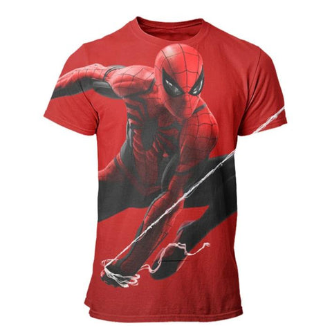 T Shirt SpiderMan <br> Superior