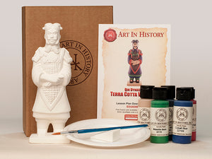 Terra Cotta Soldier Replica Kits - 10 Kit Bundle