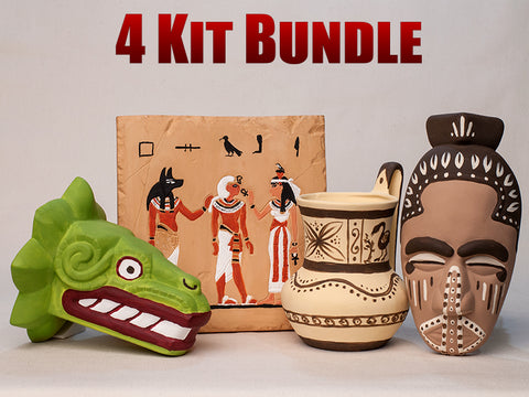 World History Four Kit Bundle