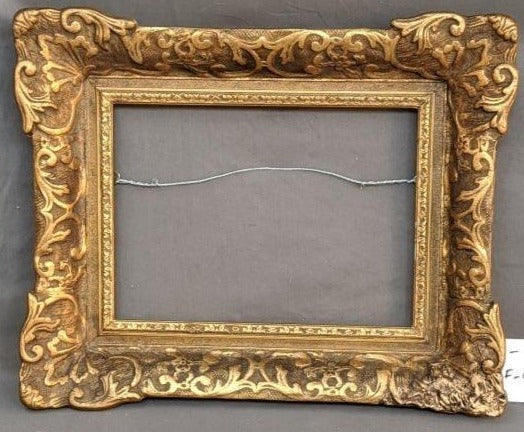 ANTIQUE SMALL WOOD FRAME