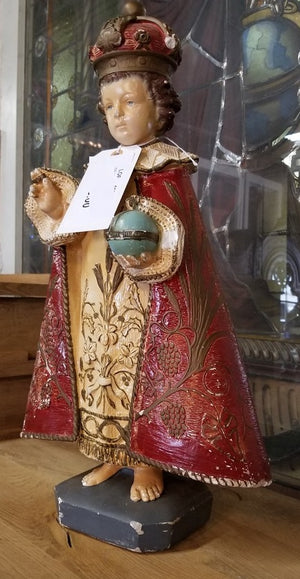 Infant of Praque  Statue- Easy Ship