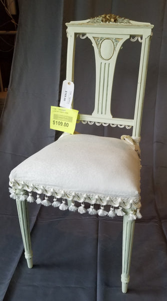Enjoyable Louis Xvi Style Vanity Chair Caraccident5 Cool Chair Designs And Ideas Caraccident5Info
