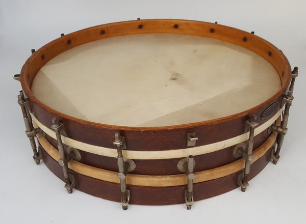 """CENTURY DRUM"" BY FRED GRETCH DRUM COMPANY-decor"
