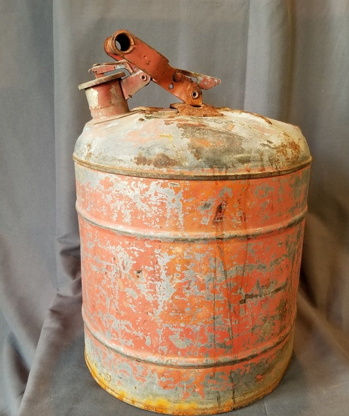 RUGGEDLY USED GAS CAN