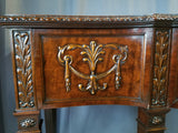 SHERATON STYLE SERVER WITH RAMS HEAD DRAWER PULL