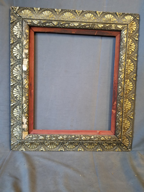 GESSO FRAME-AS IS